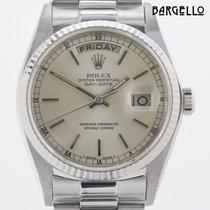 Rolex Day Date Whitegold 18039