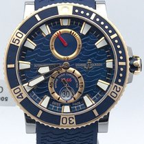 Ulysse Nardin Marine Diver Stainless Steel And Gold 265-90...