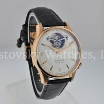 Zenith Red gold Manual winding pre-owned Elite Tourbillon