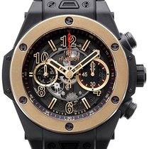 Hublot Big Bang Unico Ceramic Magic Gold Ref. 411.CM.1138.RX