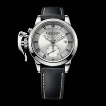 Graham Chronofighter 1695 Silver