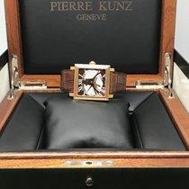 Pierre Kunz Ροζέ χρυσό 37mm Αυτόματη μεταχειρισμένο