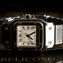 Cartier Santos De Automatic Midsize - men's wristwatch