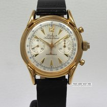 Dubey & Schaldenbrand Gold/Steel 37mm Manual winding pre-owned