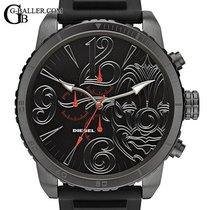 Diesel new Quartz Chronometer Limited Edition 51mm Steel Mineral Glass