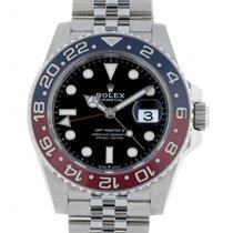 Rolex Gmt II 126710blro Steel 40mm