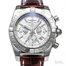 Breitling Chronomat Automatic 44mm Chronograph Watch AB01112...