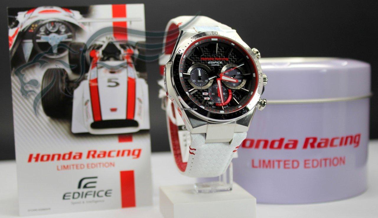 New Honda Pilot >> Casio EQS-800HR-1AER Solare Honda Racing Limited Edition ...