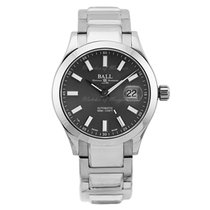 Ball Steel 40mm Automatic NM2026C-S6J-GY new