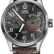 Oris Big Crown ProPilot Calibre 111 01 111 7711 4163-Set 1 22 72FC 2019 new