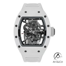 Richard Mille RM 055 RM055 Very good Ceramic 49mm Manual winding