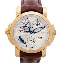 Ulysse Nardin Rose gold 41mm Automatic 666-88 pre-owned