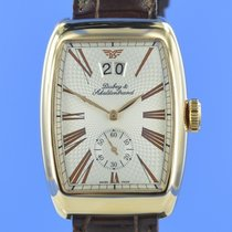 Dubey & Schaldenbrand Yellow gold 32mm Automatic AL6WM pre-owned
