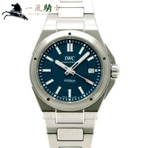 IWC IW323909 Steel Ingenieur Automatic 40mm