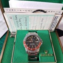 Rolex GMT-Master occasion 40mm Acier