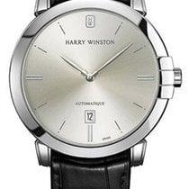 Harry Winston Midnight 450/MA42WL.W new