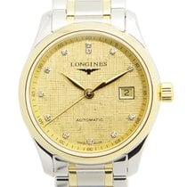 Longines Master Collection 25.5mm Gold