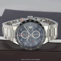 TAG Heuer Carrera Calibre 1887 Steel 43mm Grey United States of America, New York, Airmont
