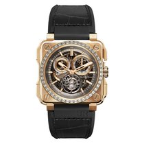 Bell & Ross BR-X1 Rose gold 45mm Transparent United States of America, Florida, Miami