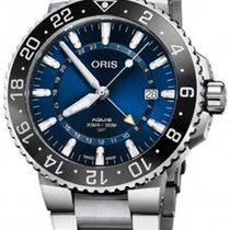 Oris Aquis Date No numerals United States of America, New York, Brooklyn
