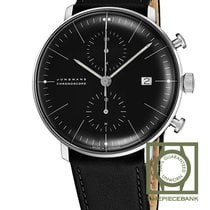 Junghans max bill Chronoscope 027/4601.00 2019 nouveau