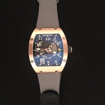Richard Mille Oro rosa Automatico RM005 AF PG full service 2 years warranty usato Italia, Lugano