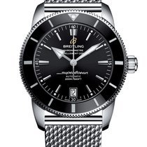 Breitling Superocean Héritage II 42 Steel 42mm Black No numerals United States of America, Florida, Hollywood