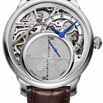 Maurice Lacroix Masterpiece new 2020 Automatic Watch with original box and original papers MP6558-SS001-096-1