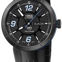 Oris TT1 Steel 43mm Black Arabic numerals United States of America, Florida, Miami