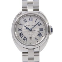 Cartier pre-owned Automatic 31mm Silver