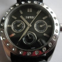 Esprit Steel 36mm Quartz new
