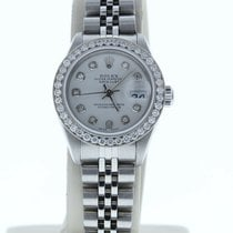 Rolex Oyster Perpetual Lady Date 69160 1990 pre-owned