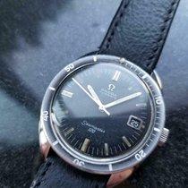 Omega Seamaster Diver 300 M Acier 37mm Noir