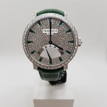 Pierre Kunz White gold Automatic 42mm pre-owned