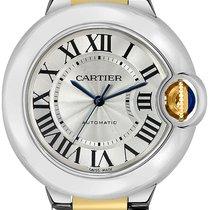 Cartier Ballon Bleu 33mm W2BB0002 2020 новые