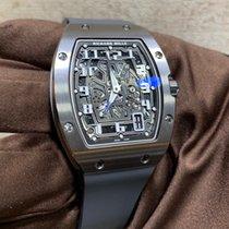 Richard Mille RM 67 Titanium 38.7mm Doorzichtig Arabisch