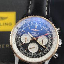 Breitling Navitimer 01 (46 MM) UB012721/BE18 Very good Gold/Steel 46mm Automatic
