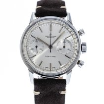 Breitling Top Time Steel 35mm Silver