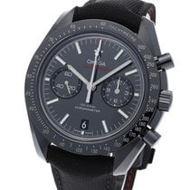 Omega Speedmaster Professional Moonwatch Ceramic 44.2mm Black No numerals