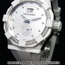 Concord Steel 44mm Automatic 0320044 new