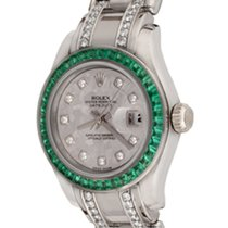 Rolex Pearlmaster White gold 28mm Gold No numerals United States of America, Texas, Dallas