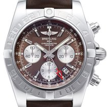 Breitling AB042011/Q589/437 Chronomat 44mm Steel Men's Watch