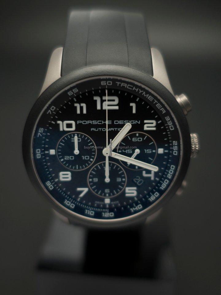de257ad8acf Preços de relógios Porsche Design