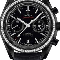 Omega W SP MOON PROF 44.25 CR+S/L BLACK
