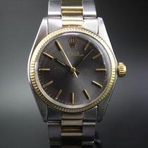 Rolex - Oyster Perpetual Acciaio e Oro - 6751 - Women - 1970-1979