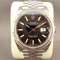 롤렉스 (Rolex) Rolex datejust II 126334 Jubilee Black Dial / 41mm