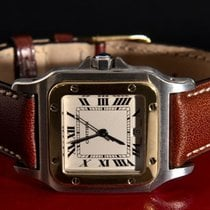 カルティエ (Cartier) Santos Full set - Men´s wristwatch