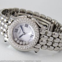 "Chopard ""Happy Sport 27/8294-23"" Watch - 26mm Stainles..."