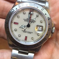 Rolex Explorer II 40mm Mother of pearl United States of America, California, San Francisco