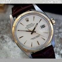 Rolex 1601 Сталь 1960 Datejust 36mm подержанные